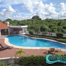 11.- Villas Mayalum - Swimming pool